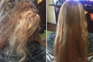 matted hair detangling Perth